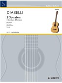Anton Diabelli: Three Sonatas