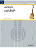 Joseph Küffner: Leichte Duette