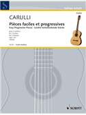 Ferdinando Carulli: Easy Progressive Pieces Op.120