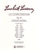 Lars-Erik Larsson: Concertino Op.45 No.12 Piano