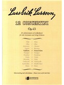 Lars-Erik Larsson: Concertino Op.45 No.5 (Horn/Piano)