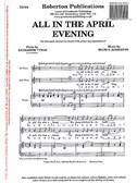 Hugh S. Roberton: All In The April Evening (2-Part)