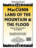 Hamish MacCunn: Land Of The Mountain And The Flood (Score)