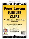 Peter Lawson: Jubilee Clips - A Celebration Of British Music (Score/Parts)