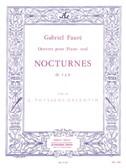 Gabriel Fauré: Nocturnes 1-8