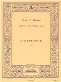 Gabriel Fauré: Nocturne No.6 Op.63 In D Flat