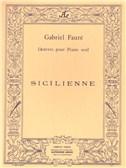 Gabriel Fauré: Sicilienne Op.78 (Piano)