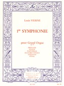 Louis Vierne: Symphonie Pour Grand Orgue No.1 Op.14