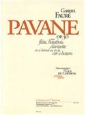 Gabriel Fauré: Pavane Op.50 (Wind Quintet) (Score/Parts)