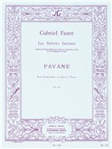 Gabriel Faure: Pavane Op.50 (Viola Or Cello). Sheet Music