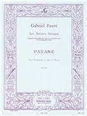 Gabriel Faure: Pavane Op.50 (Viola Or Cello). Sheet Music