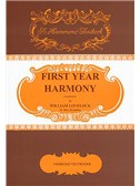 William Lovelock: First Year Harmony