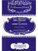 William Lovelock: Ornaments And Abbreviations