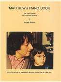 Andre Previn: Matthew's Piano Book
