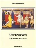 Jacques Offenbach: La Belle Hélène (Vocal Score)