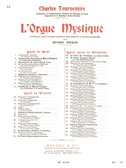 Charles Tournemire: L'Orgue mystique Vol.26: In Festo Ss. Trinitatis (Organ)
