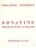 Philippe Gaubert: Sonatine (Flute and Piano)