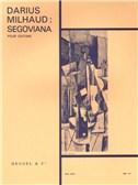 Darius Milhaud: Segoviana Op.366 (Guitar solo)