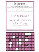 Fran‡ois Couperin: Le‡ons De T'nŠbres