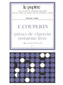 Couperin F: Pièces De Clavecin Livre 3 (Lp23)