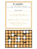 François Couperin: Pièces de Clavecin Vol.4 (LP24) (Harpsichord solo)
