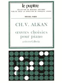 Alkan: Oeuvres Choisies Pour Piano (Lp16)