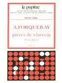 Antoine Forqueray: PiŠces de Clavecin (LP17) (Harpsichord solo)