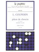 Couperin L: Pièces De Clavecin Volume  1 (Lp18)