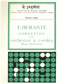 Durante, Francesco : Livres de partitions de musique