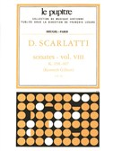 Domenico Scarlatti: Sonatas Vol. 8