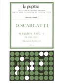 Domenico Scarlatti: Sonatas Vol.5 (K206-K255) (Gilbert)