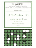 Domenico Scarlatti: Sonatas Vol.7: K306-K357 (LP37)