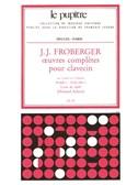 J.J. Froberger: Oeuvres Complètes Pour Clavecin - Vol.1 (Lp57)