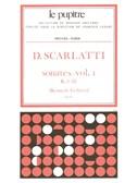 Scarlatti: Oeuvres Complètes Pour Clavier Volume  1 Sonates K1 À K52 (Lp31)