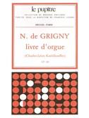 Grigny Nicolas De: Livre D'orgue (Lp68)
