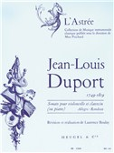 Jean-Louis Duport: Sonate (Cello & Piano)