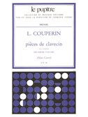 Louis Couperin: Pieces De Clavecin Vol.2