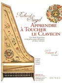 Richard Siegel: Apprendre À Toucher Le Clavecin Vol.1 (Book/CD)