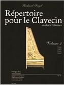 Richard Siegel: Répertoire Pour Le Clavecin Vol.2
