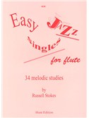 Russell Stokes: Easy Jazz Singles For Flute