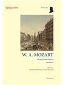 W.A. Mozart: 12 Petites Pieces (Second Set)