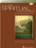 15 Easy Spiritual Arrangements (High Voice)
