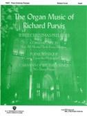 Richard Purvis: Three Christmas Preludes