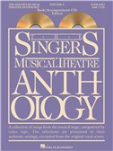 The Singer's Musical Theatre Anthology: Volume 3 (Soprano) - Book/2CDs