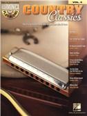 Harmonica Play-Along Volume 5: Country Classics