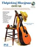 Professional Music Institute Flatpicking Bluegrass Guitar Gtr Bk/Cd
