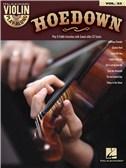 Violin Play-Along Volume 33: Hoedown