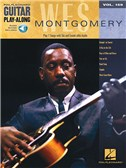 Guitar Play-Along Volume 159: Wes Montgomery (Book/Online Audio)
