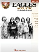 Guitar Play-Along Volume 161: The Eagles   Acoustic