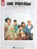One Direction: Up All Night (Piano/Vocal/Guitar)